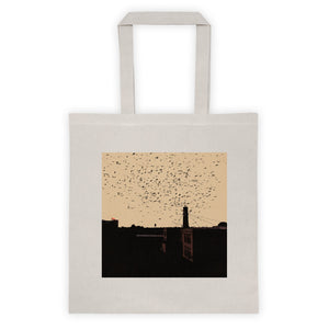 Swifts Over Chapman Tote Bag - Small