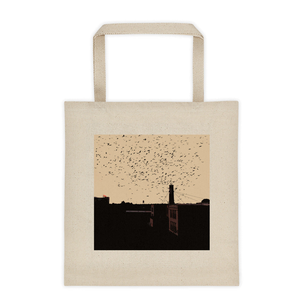 Swifts Over Chapman Tote Bag - Large