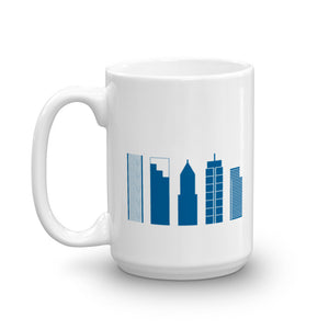 Portland's 5 Tallest Buildings Mug