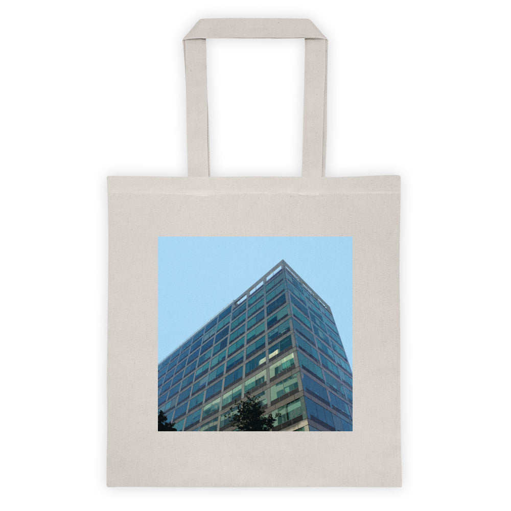 Commonwealth Building Landmarks Tote Bag - Small