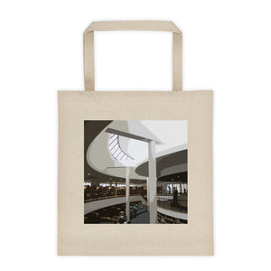 Mount Angel Abbey Library Landmarks Tote Bag - Large