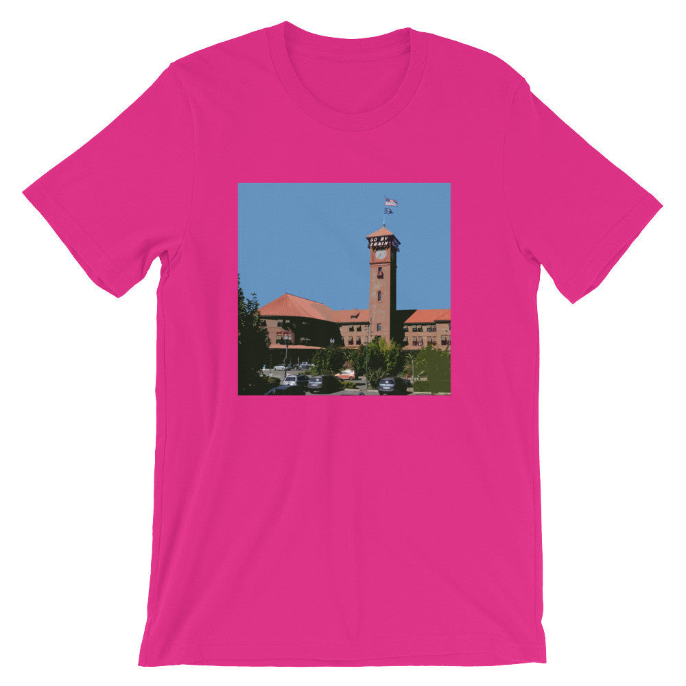Union Station Landmarks T-Shirt