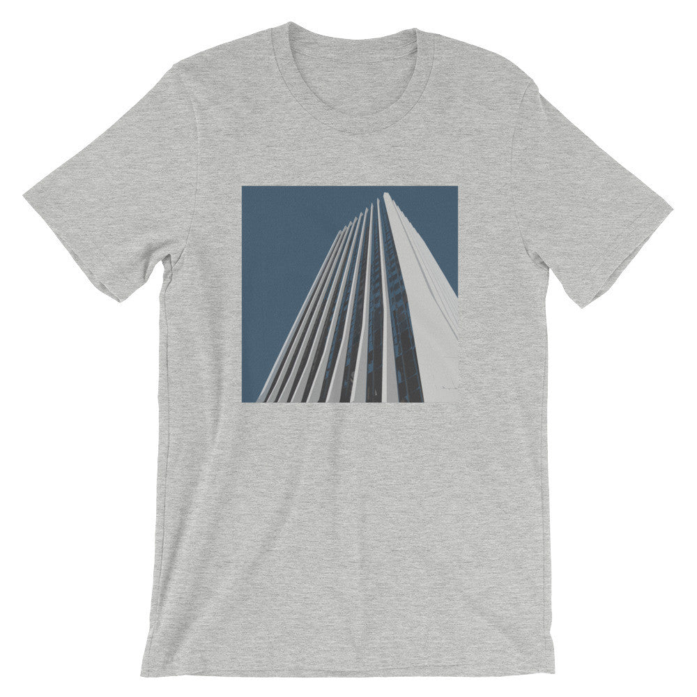 Wells Fargo Center Landmarks T-Shirt