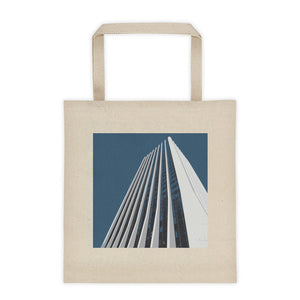 Wells Fargo Center Landmarks Tote Bag - Large