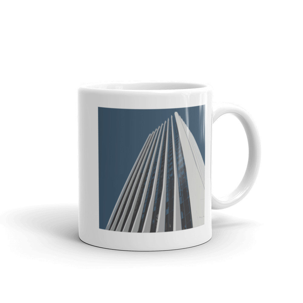 Wells Fargo Center Landmarks Mug