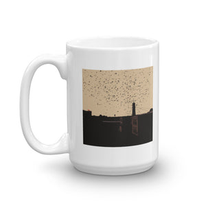 Swifts Over Chapman Mug