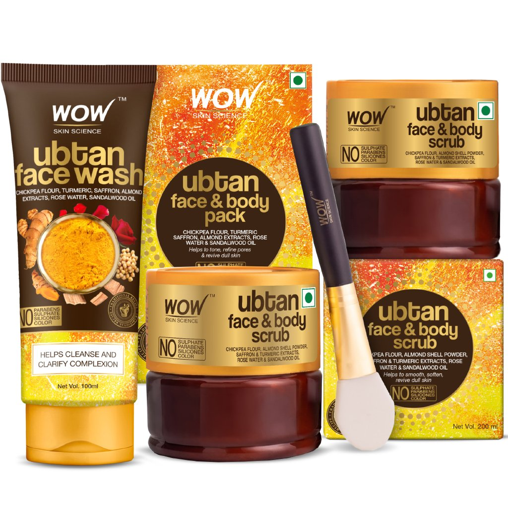 WOW Skin Science Bright & Glow Kit - BuyWow