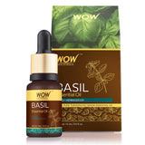 WOW Skin Science Basil Essential Oil - BuyWow