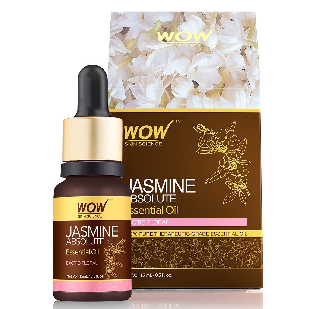WOW Skin Science Jasmine Essential Oil - BuyWow