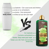 WOW Skin Science Green Apple Foaming Body Wash - 250 mL - BuyWow