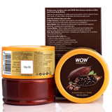 WOW Skin Science Arabica Coffee and Cocoa Body Butter - No Parabens, Silicones, Mineral Oil & Color - 200 ml - BuyWow