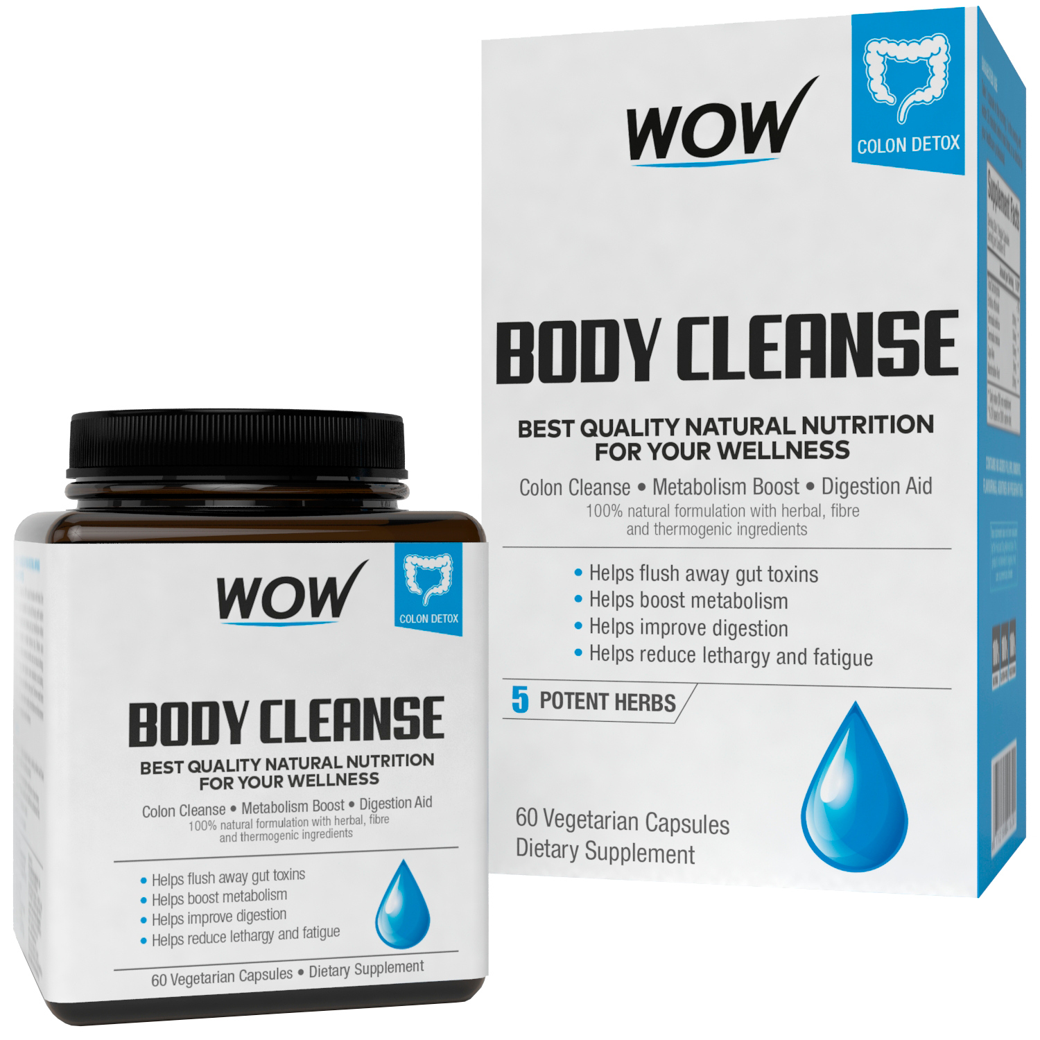 WOW Life Science Body Cleanse