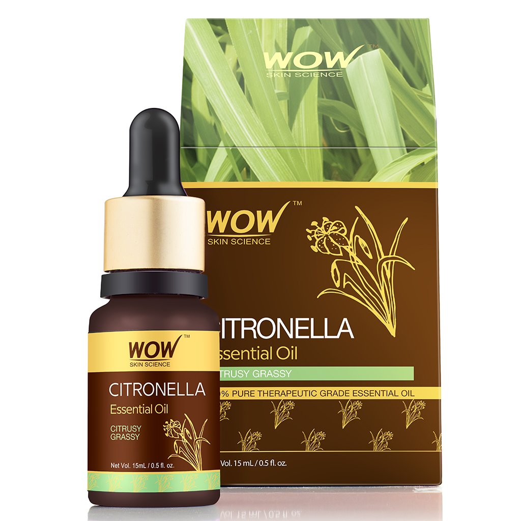WOW Skin Science Citronella Essential Oil - BuyWow