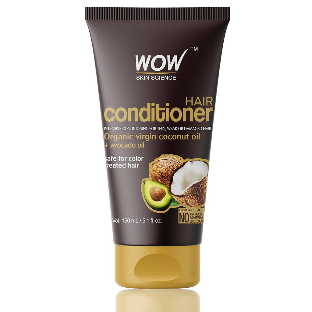WOW Skin Science Hair Conditioner (Tube) - 150 mL - BuyWow