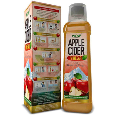 Diet And Nutrition - Wow Apple Cider Vinegar