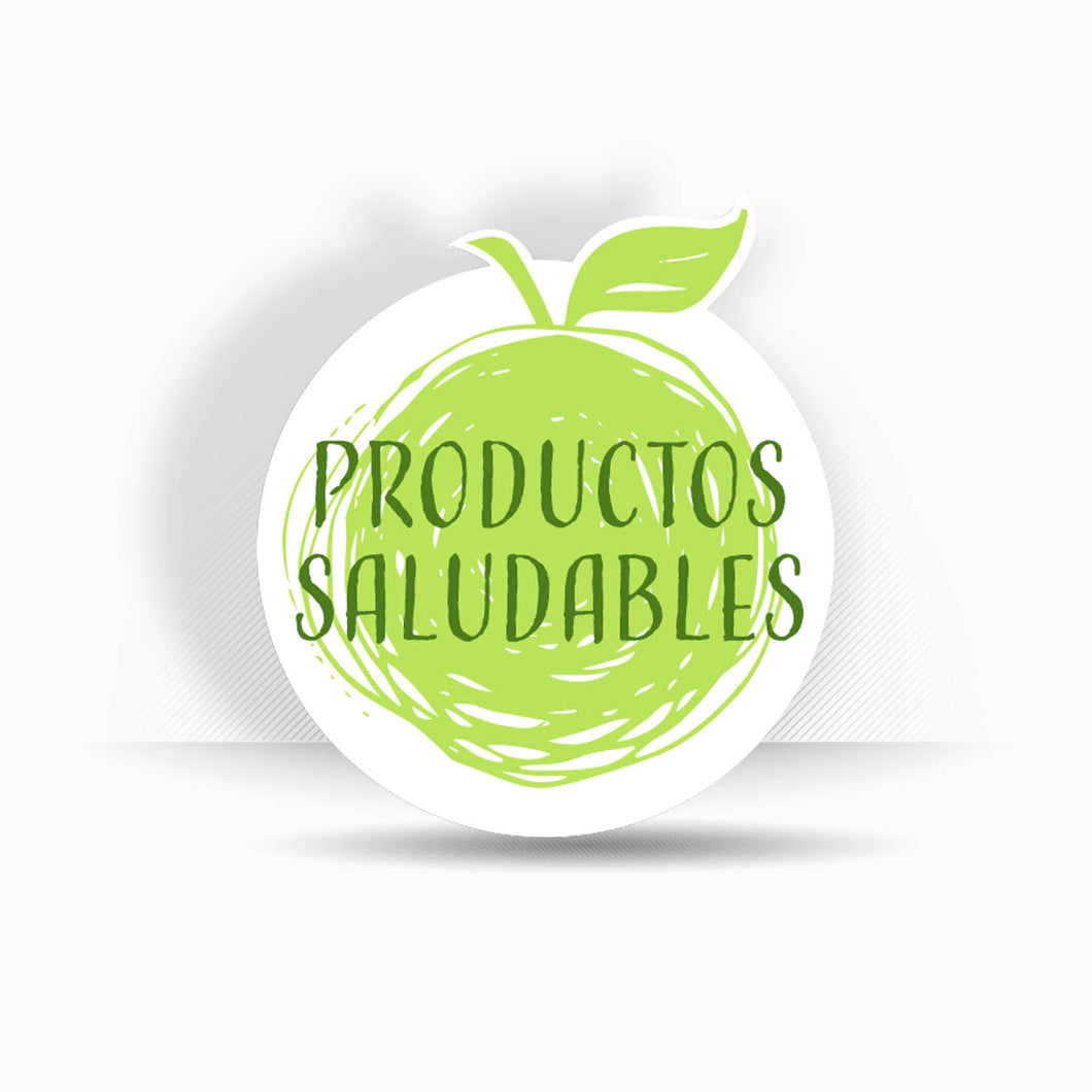 Pegatina productos saludables (Pack 100 unités)