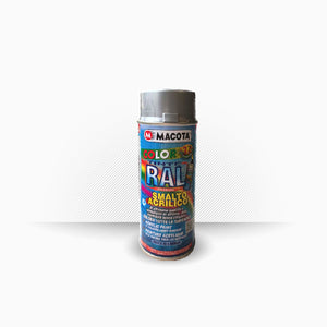 Pintura Spray - Gris metalizado (N&W)
