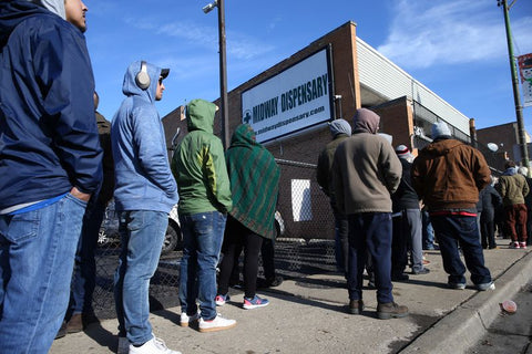 In the News: Illinois Experiencing Recreational Cannabis Shortages as Expected