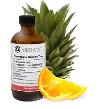 Shop Pineapple orange water-soluble terpene blends - premium limited terpenes