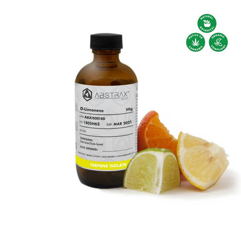 D-Limonene Terpene Isolate - Abstrax Tech