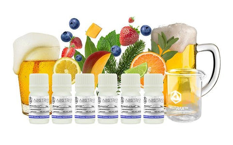 Terpenes are functional flavors perfect for food and beverages - AbtraxTech