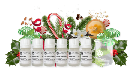 Holiday Collection Terpene Sample Kit - Abstrax Tech