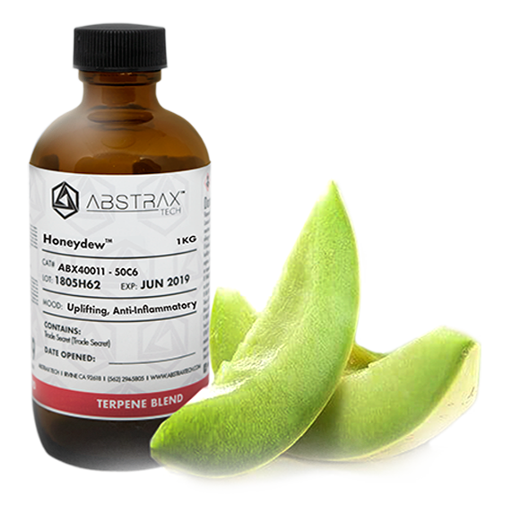 Add Honeydew terpene blends to create a unique flavor - best terpene blends
