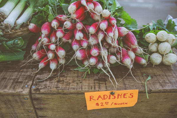 radishes bundle