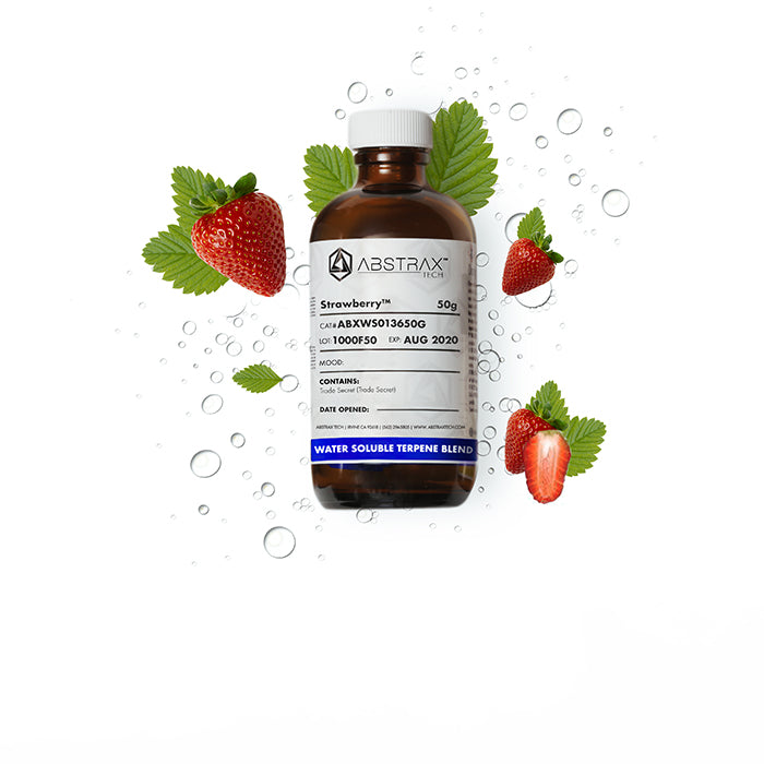 Strawberry Water-Soluble | Terpene Blend | Abstrax Tech