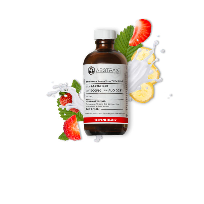 Strawberry Banana Creme | Premium Terpene Blend | Abstrax Tech