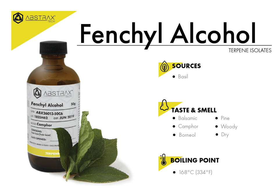 Fenchyl | Terpene Isolate | Abstrax Tech