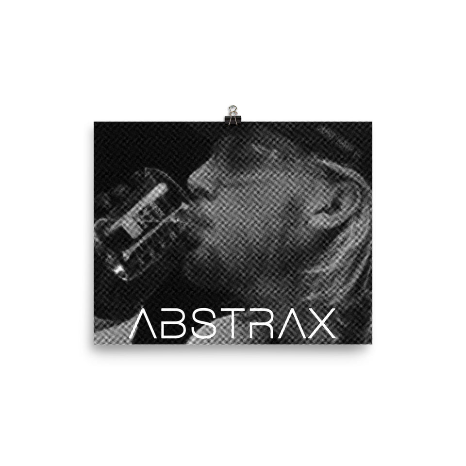 ABSTRAX POSTER