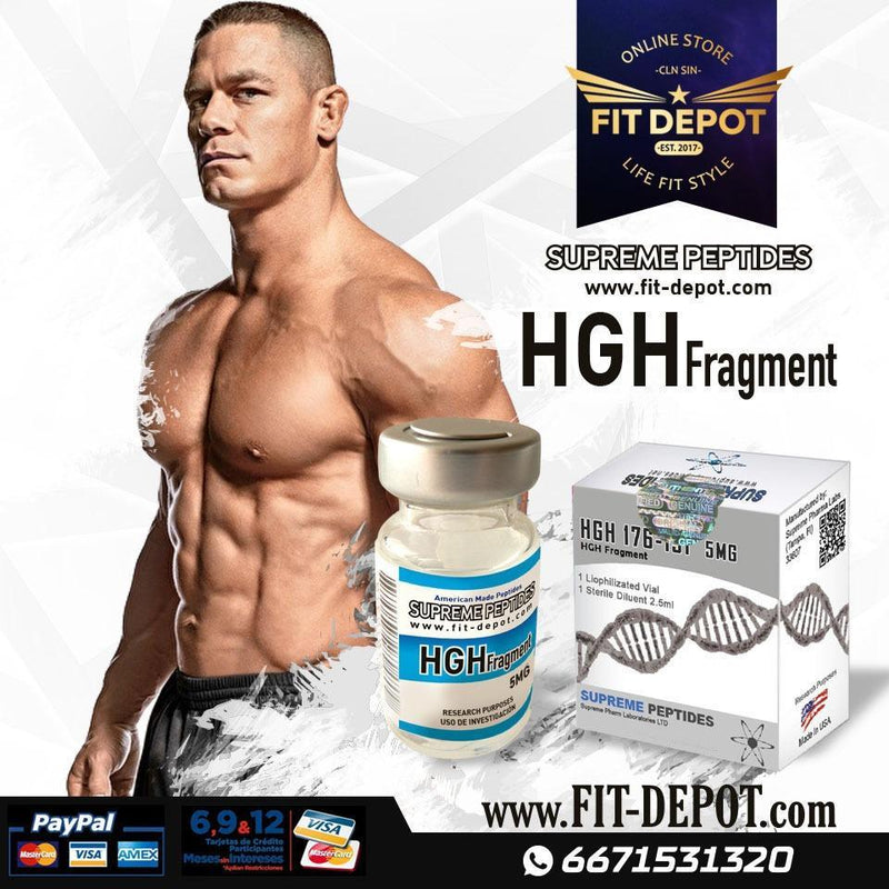 HGH Fragment 176-191 | FIT Depot de México