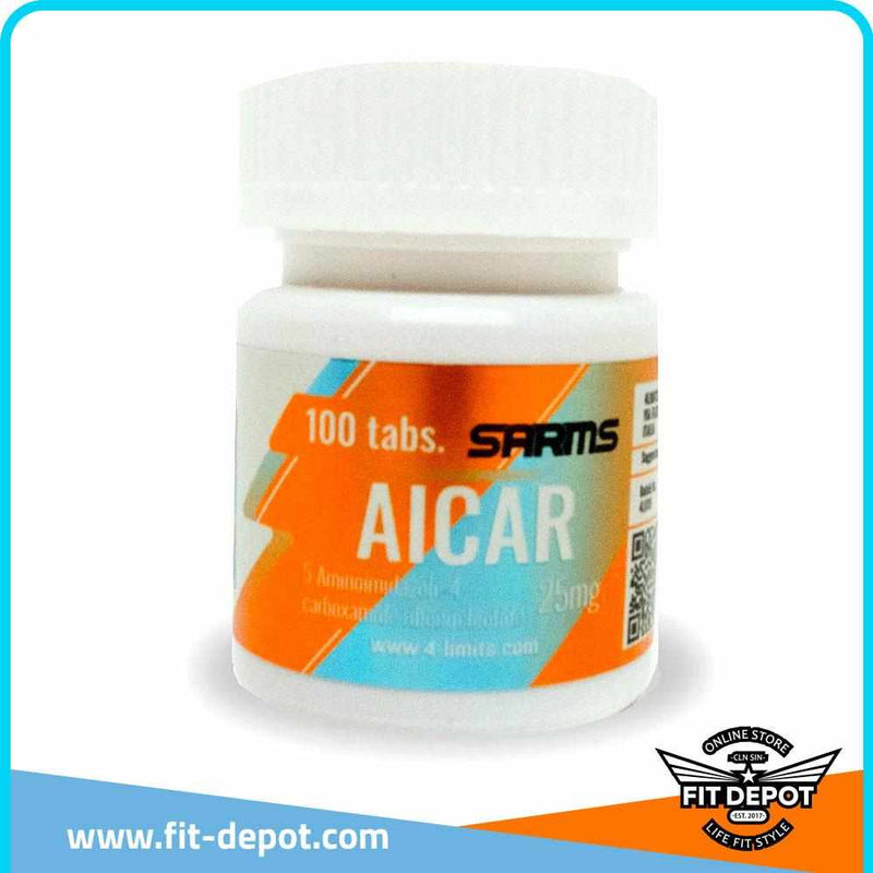 AICAR 25mg 100 tabletas | SARMS 4-Limits - FIT Depot de México