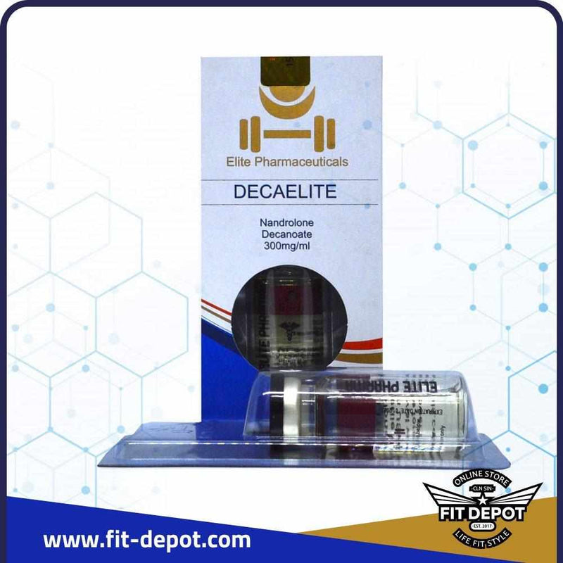 DECADURABOLIN Nandrolone Decanoate 300mg/ml. | ESTEROIDES ELITE PHARMACEUTICALS - FIT Depot de México