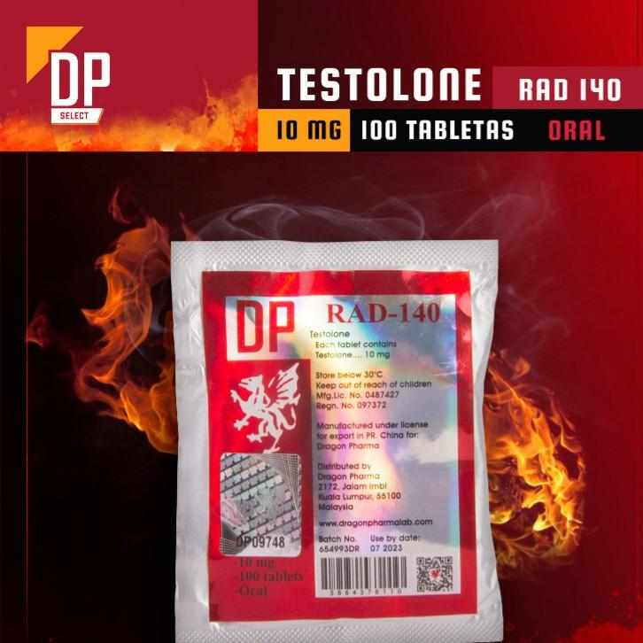 GRIFFIN TESTOLONE 10mg - RAD140 - DRAGON PHARMA - FIT Depot de México