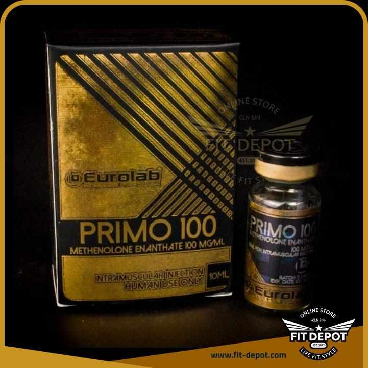 Primo 100 MG/ML METHENOLONE Enanthate 100 MG/ML | Esteroides EUROLAB | FIT Depot de México