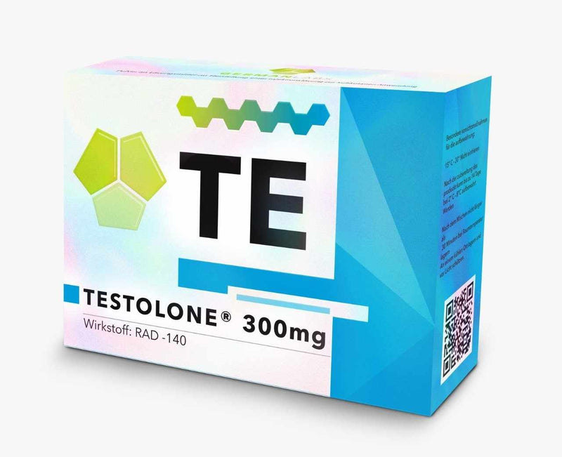Testolone Intradérmico 300 mcg ( RAD-140 ) - GERMAN LABS - FIT Depot de México