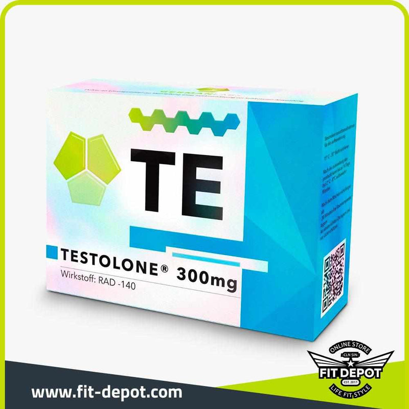 Testolone Intradérmico 300 mcg ( RAD-140 ) | SARMS GERMAN LABS - FIT Depot de México