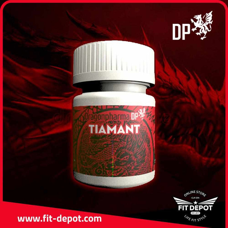 Tiamant ANDARINE 100 TAPS S4 20 MG - FIT Depot de México | SARMS DRAGON PHARMA