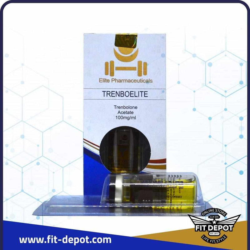 Trenboelite Trenbolone Acetate 100mg/ml.- Elite Pharmaceuticals - FIT Depot de México Testoelite-E 300 Testosterone Enantate 300mg/ml. | ESTEROIDES ELITE PHARMACEUTICALS