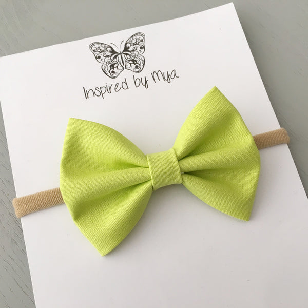 Layla Fabric Bow - Splice