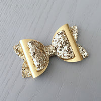 Charlotte Bow - Gold Bling