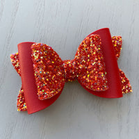 Charlotte Bow - Rainbow Red