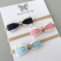 Bow Set - Headband Only