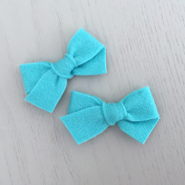 Small Ariella Bow - Tropics