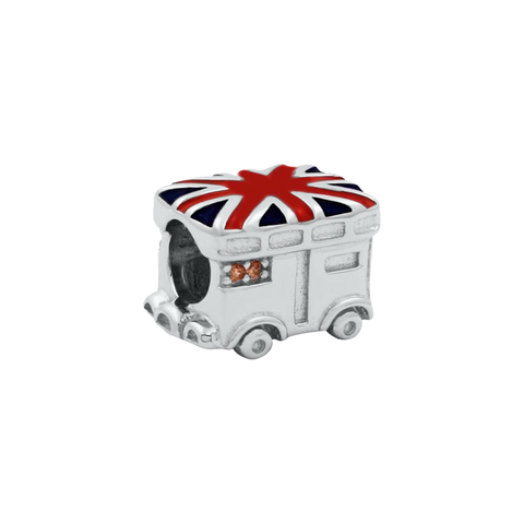BRITISH BUS BEAD