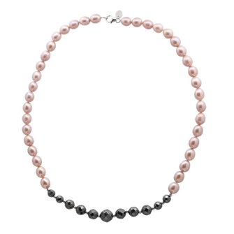 Pearl Reflection Necklace