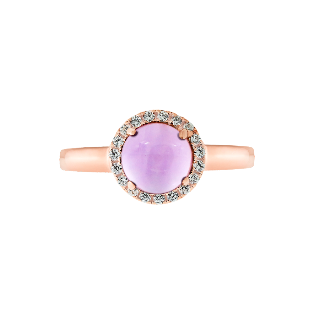 Amethyst Belle Ring - JEOEL