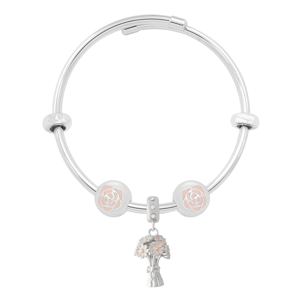 Bloom-tiful Bangle Set - JEOEL